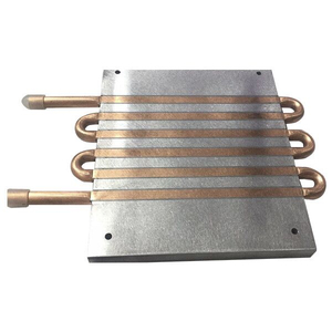 Liquid Cold Plate with 6 Pass Copper Tube | Kingka | Kingka