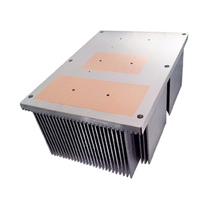 Bonded Fins Heat Sink | Kingka